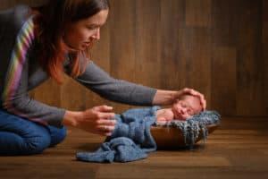 newborn posing course