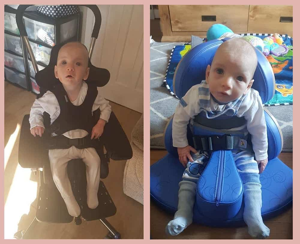Baby With Special Needs Louth