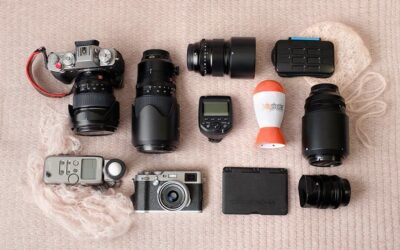 Behind The Scenes – Newborn Camera Kit
