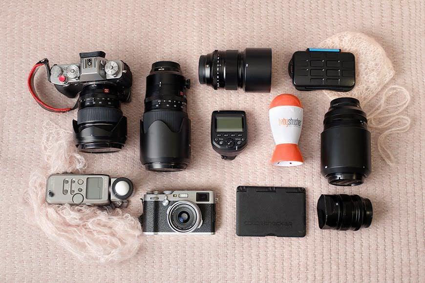 newborn camera kit